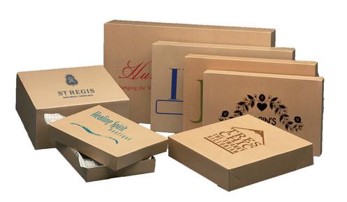 Kraft Apparel Boxes