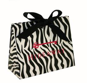 Zebra Purse Box