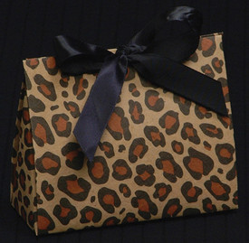 Leopard Purse Box