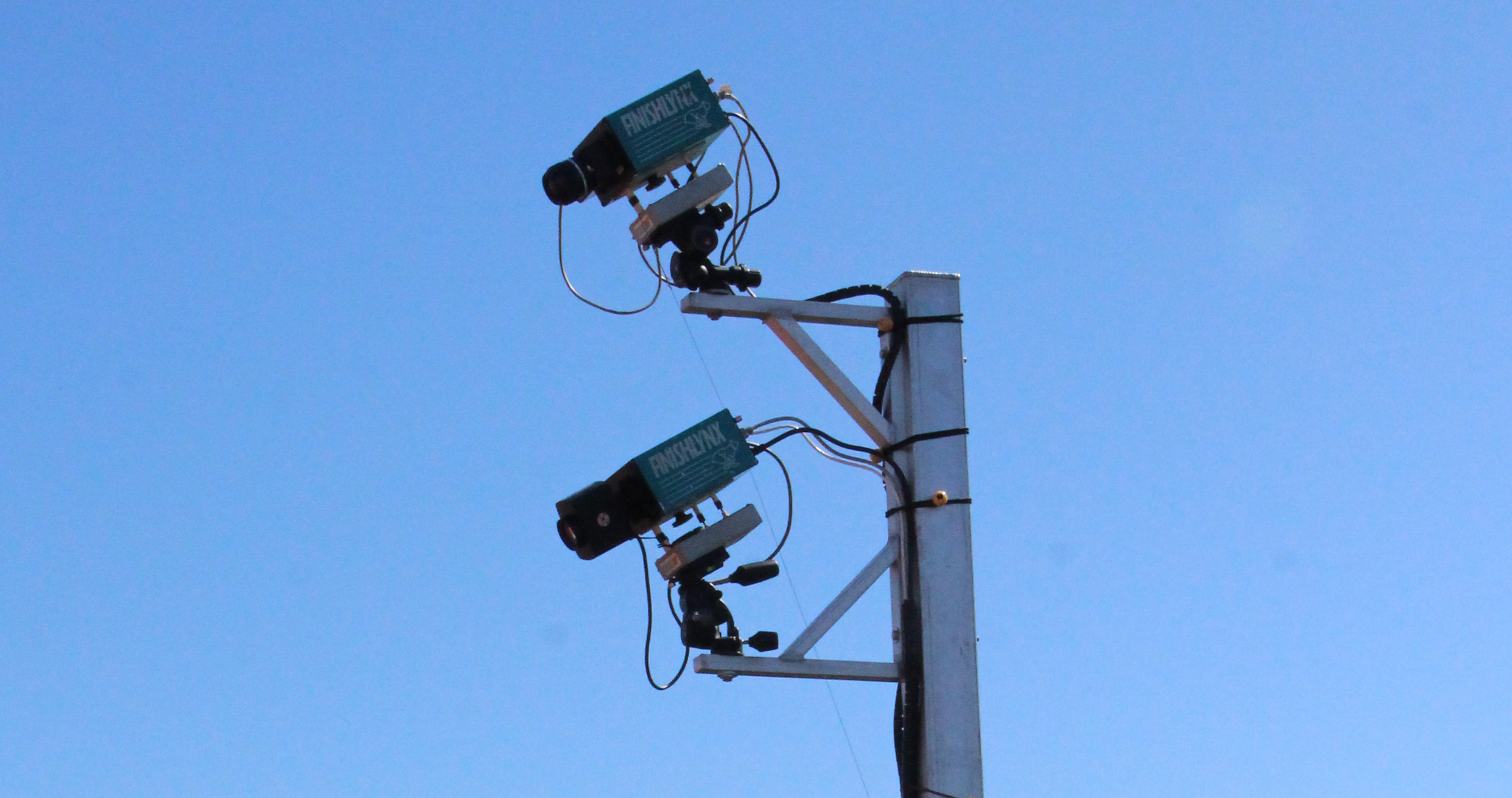 Primary and backup high speed camera