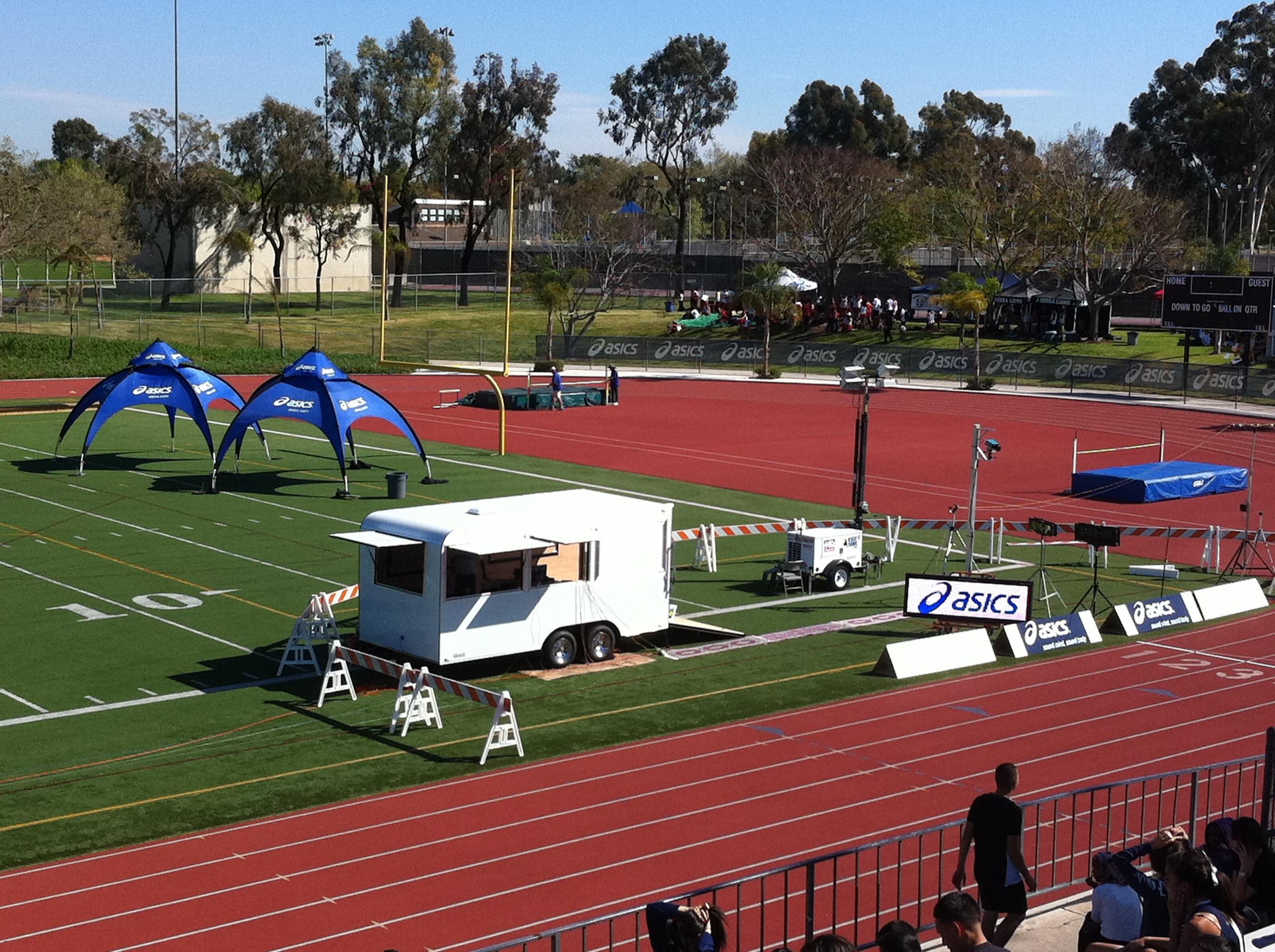 Irvine Invite 2012