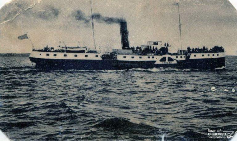 История водного туризма в Выборгском заливе
