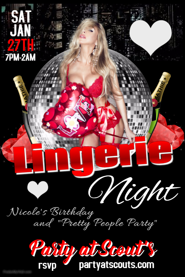Lingerie Night