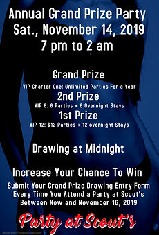 Poster Grand Prize Party - Made with Pos