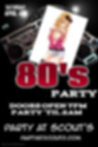 Copy of party flyer - Made with PosterMy
