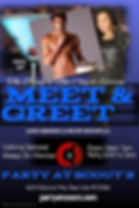 Poster Meet n Greet - Made with PosterMy