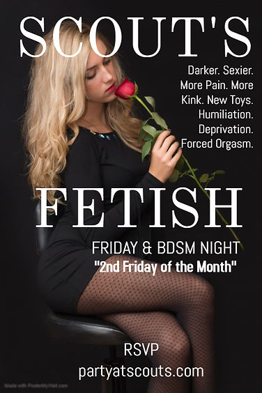 Poster Fetish Friday - Made with PosterM
