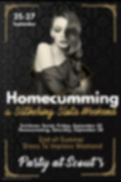 Copy of VIP Gala Prom Gala Night Flyer T