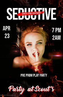 Copy of Night Club Party Flyer - Made wi