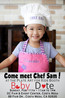 Come meet Chef Sam!