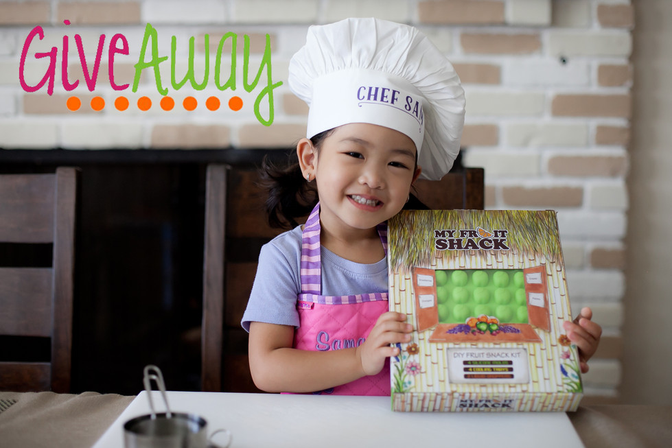 Chef Sam's Fruit Snack Giveaway!