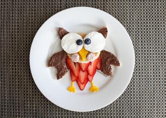 Owl Eat My Breakfast