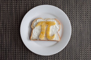 How to plate Pi Toast