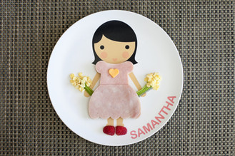 Sandwich Dress Up by Chef Sam