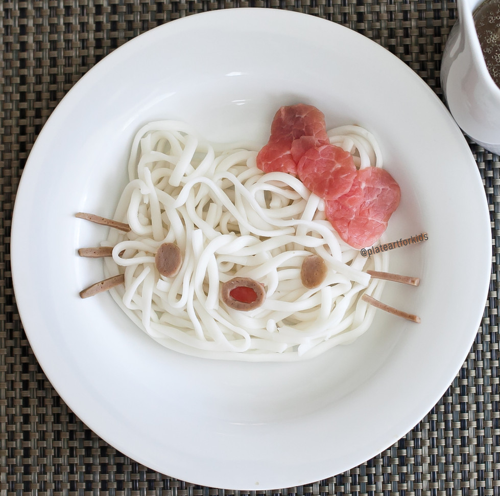 What the Phở? It's Hello Kitty!