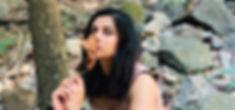 One with nature 🌿🌿 #naturegirl #wildwo