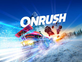 "Get Ready for ""ONRUSH"" by Codemasters"