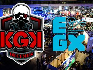 KGK EGX 2017