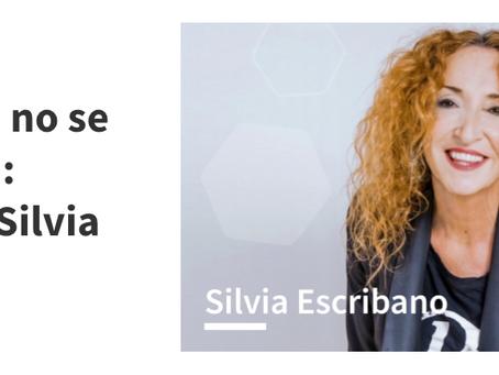 La felicidad no se busca fuera: Entrevista Silvia Escribano