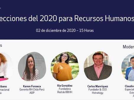 ADP Chile y Silvia Escribano de Human Blooming