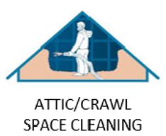 attic cleaning sevoce near me