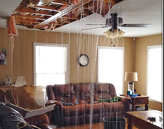 Water Damage restoration in bel air