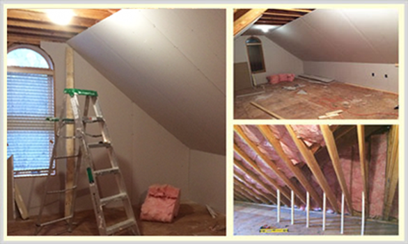 attic cleaning in los angeles