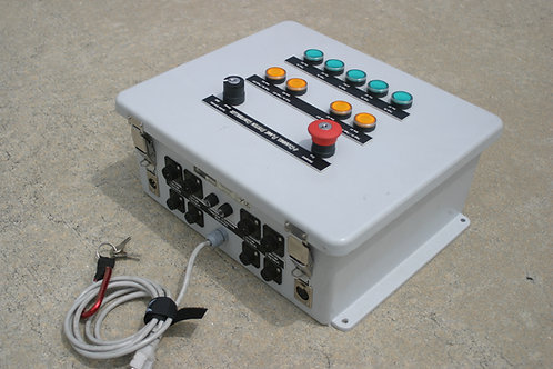 4 Channel Flame Controller