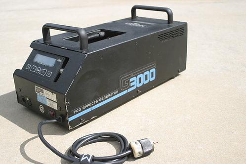 G3000 Smoke Machine