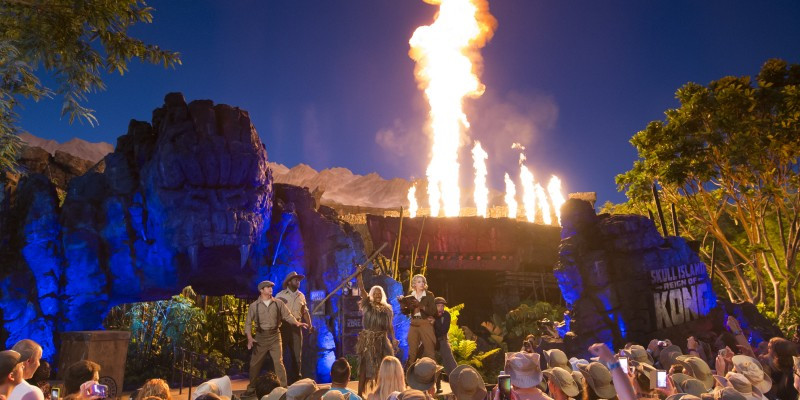 Reign of Kong Opening Flames, BBOD