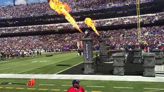 Baltimore Ravens Player Intro