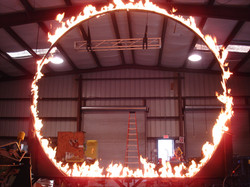 Dixie Stampede Ring Of Fire