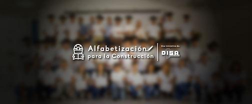 RSE Constructora DISA  Alfabetización para la construcción