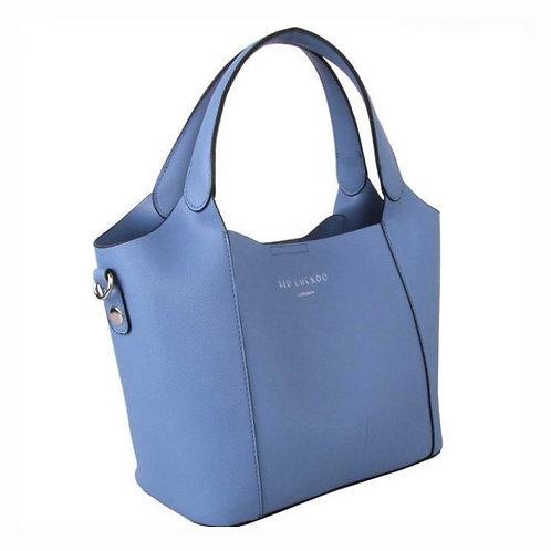 Denim blue grab bags (in a bag)