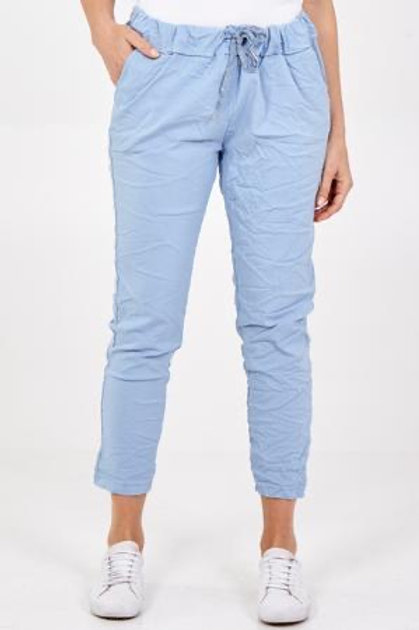 Blue Magic Trousers