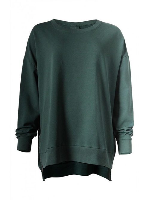 Pine Green Sweatshirt