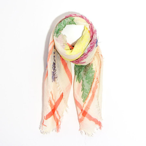 Multi woven scarf