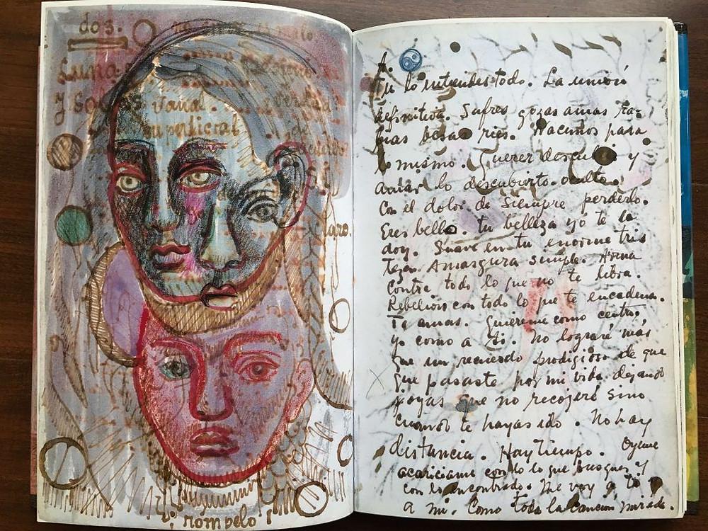 From the diary of Frida Khalo