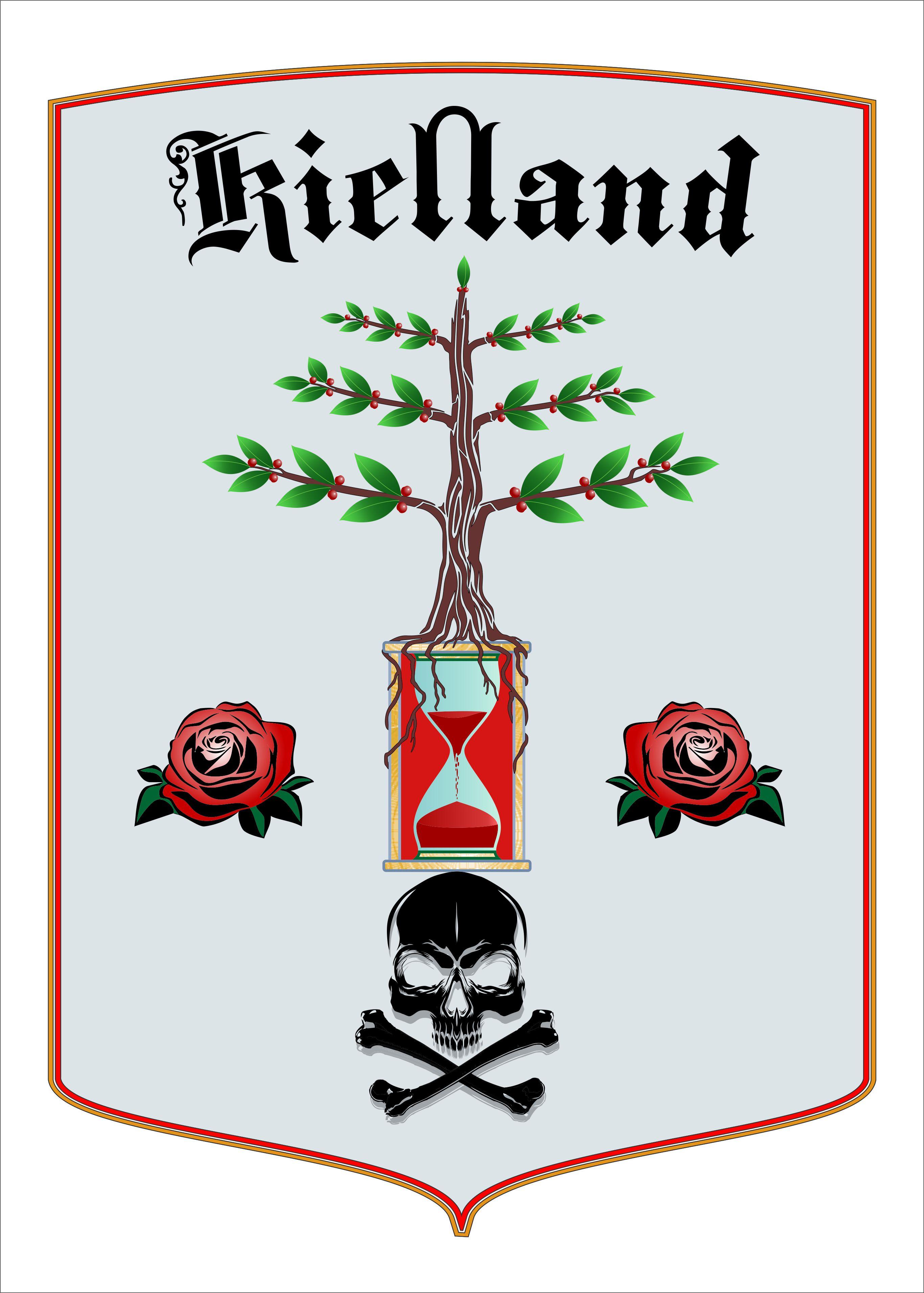 Kielland våpenskjold