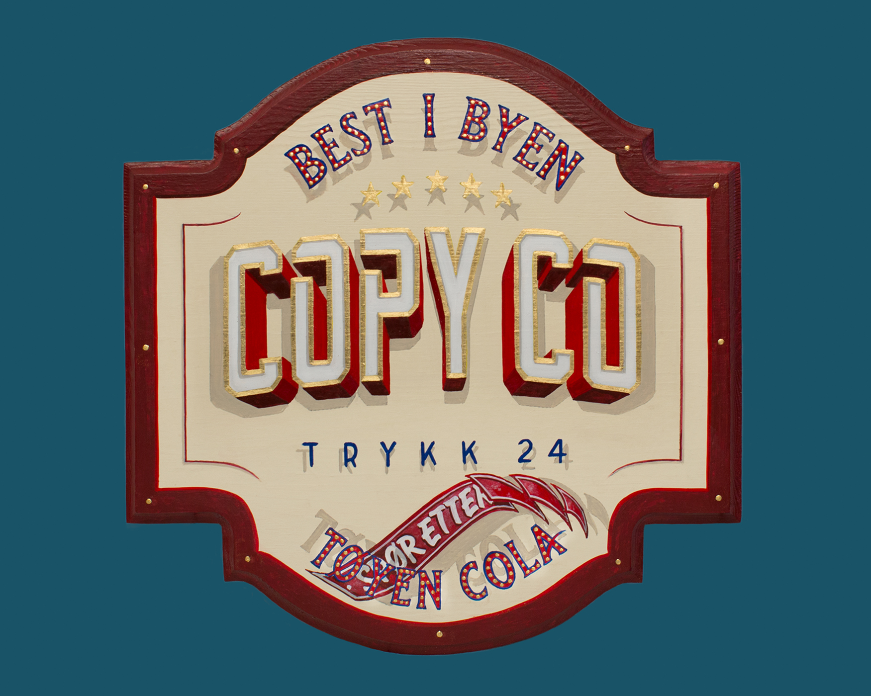 Copy CO & Tøyen Cola