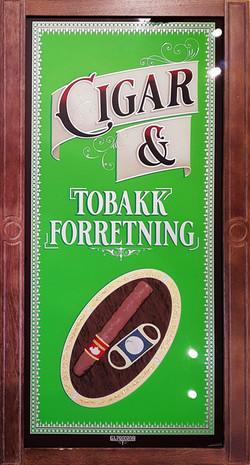 Tobakks  Forretning