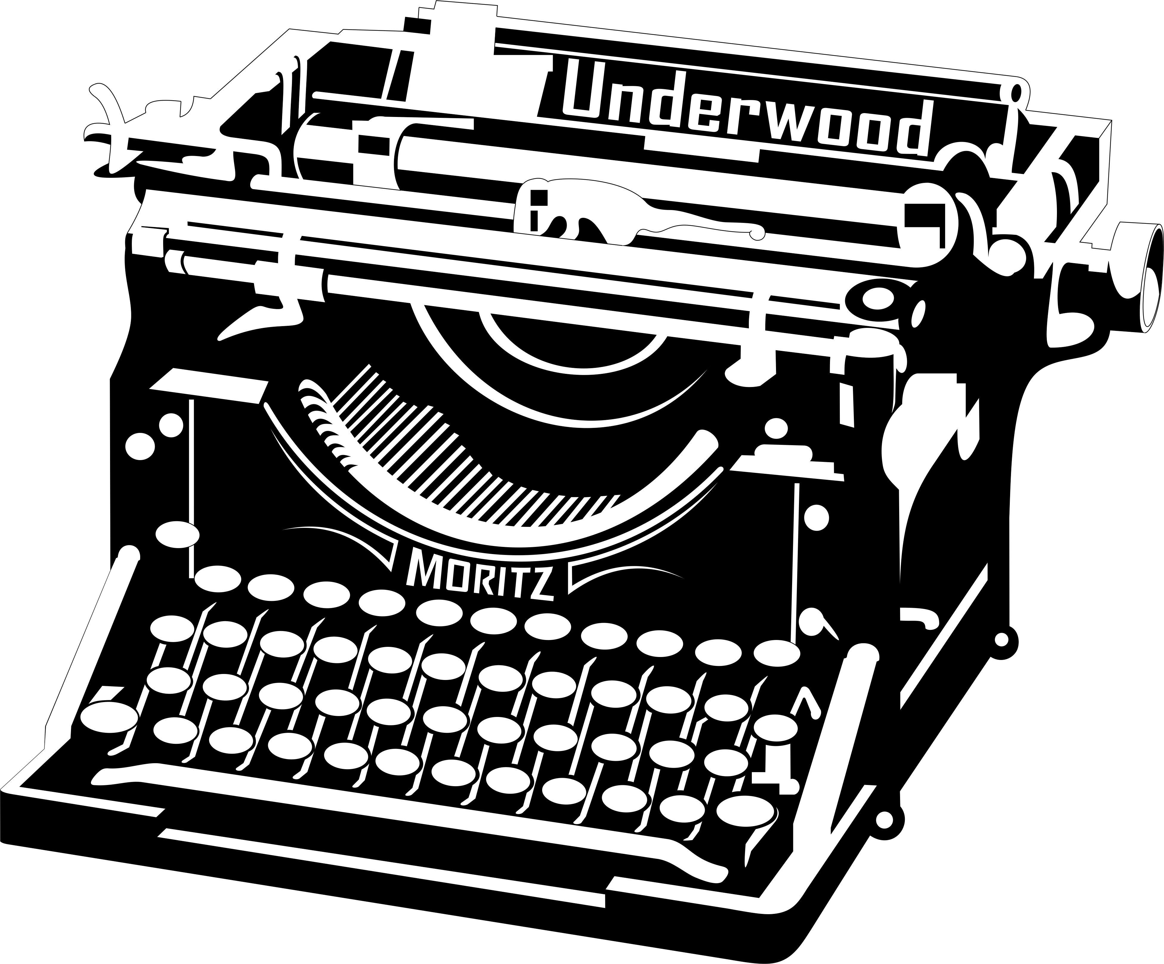 Moritztypewriter