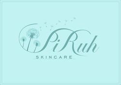 PiRuh skincare logo