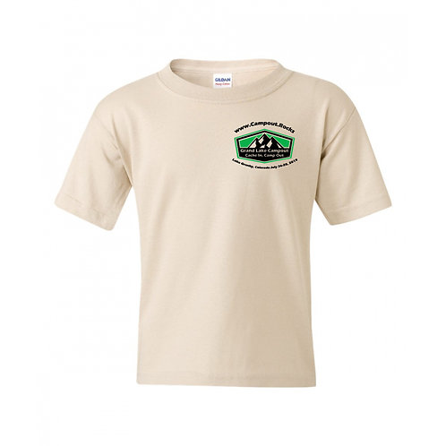 2019 Campout Tee Shirt