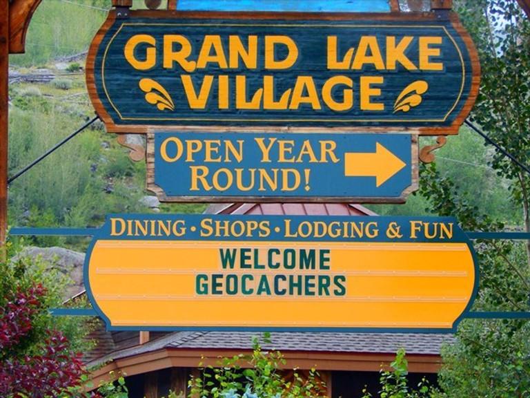 Welcome Geocachers