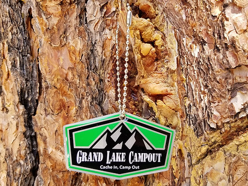 Grand Lake Campout Geocaching Trackable