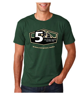 2018 5th Anniversary Campout Shirt!