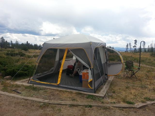 Tent Site
