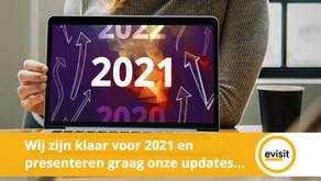 Wij zijn klaar voor 2021 en presenteren graag onze updates...