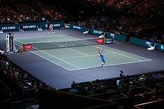 evisit verzorgt e-tickets, registratie, scannen en badges printen en onsite support voor voor ABN AMRO World Tennis Tournament